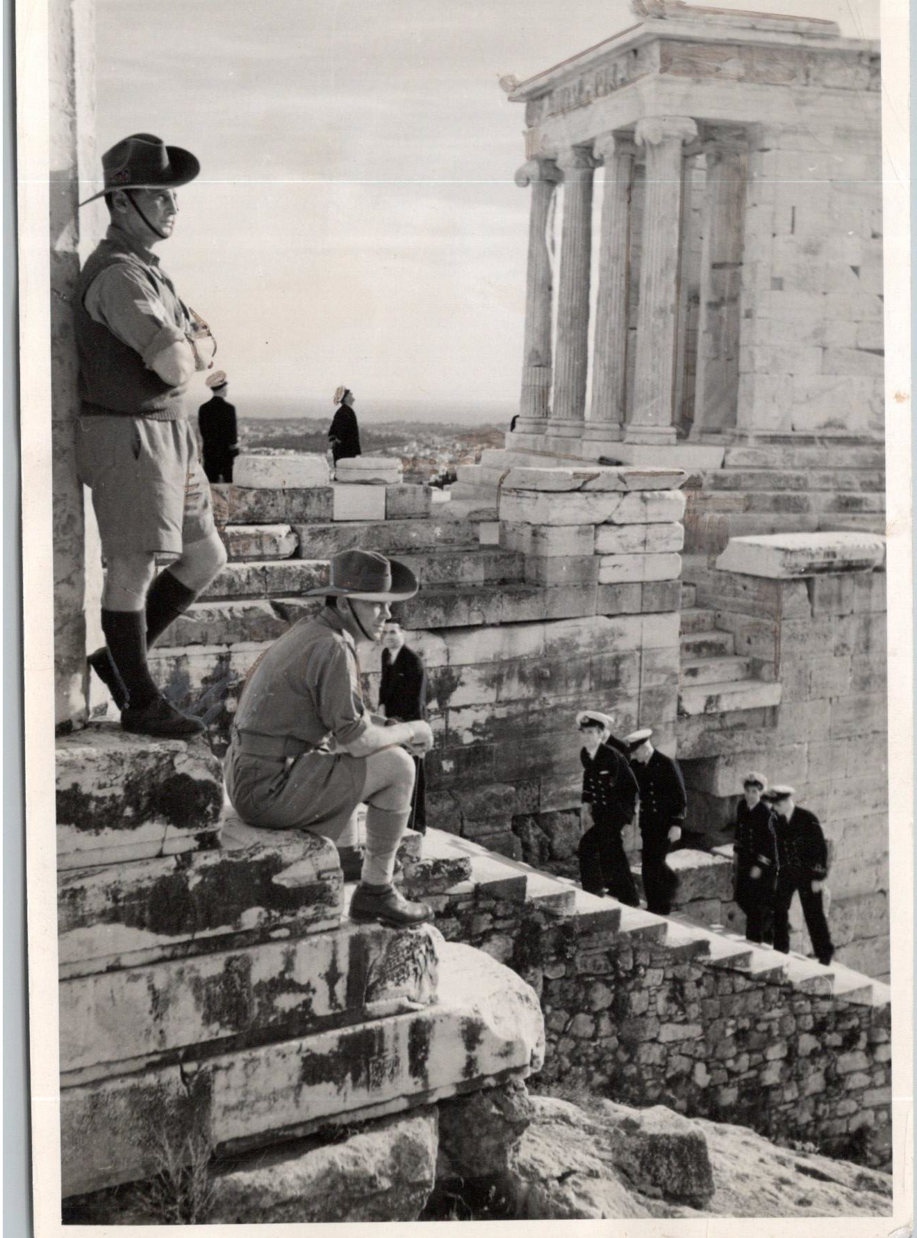 A Visit to the Acropolis